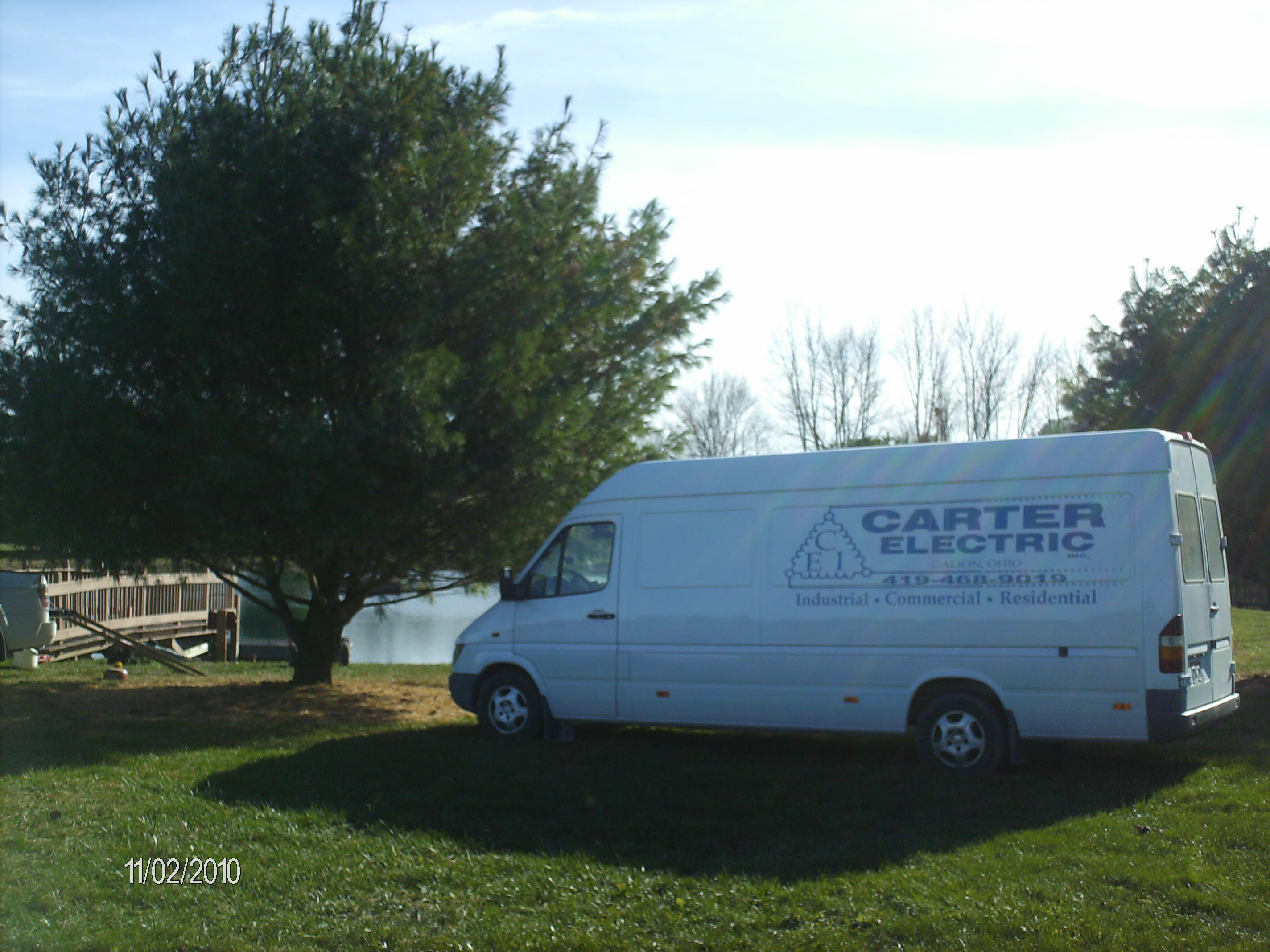 Carter Electric Inc - Galion, Crawford, Marion, Richland, Electrician